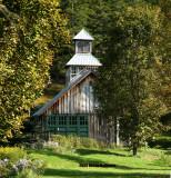 Barn with a Cupola