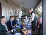 Verandah Dinner 1