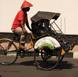 Transportation Yogya Style