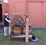 Dylan R. McCormick  Making Cider