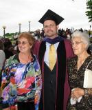 Carolyn, Christian and Loretta