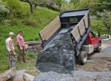 Stone Dust Delivery