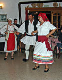 Greek Folk Dancing