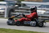 Genesee Valley Kart Club, Avon, NY, 17 June 2006