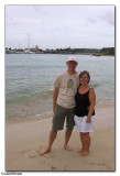 DJ & Me on Heywoods Beach