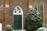 First snowfall of 2005....