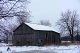 Old barns and rural structures.....