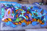 Images from the streets of Toronto, Queen West area.