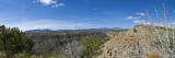 Panorama of Bandelier