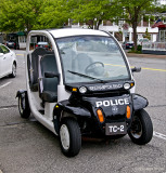 westhampton police car
