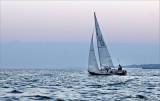 22ft J boat sails