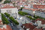 Lisbon Plaza Praça Dom Pedro IV
