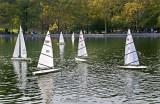 Central Park model boats