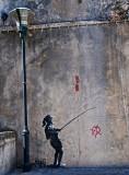 Cascais, Portugal: graffiti