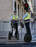 Lisbon police on Segway