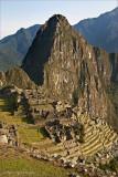 Machu Picchu, vertical image