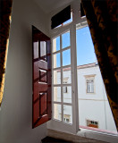 Estremoz castle window