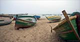 boats ashore Lima