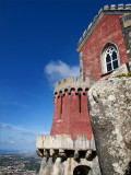 Pena Palace Turret