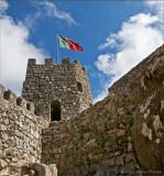 moorish castle turret