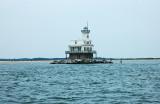lighthouse near Orient Point