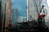 nyc reflections and construction