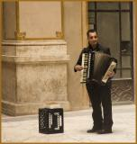 The Accordian Player