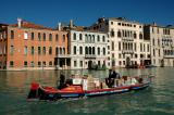 Deliveries in Venice