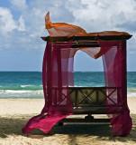 luxury on the beach