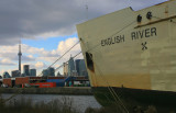 English River Ship on Toronto Harbourfront