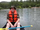 Goldwater Lake, July 2005