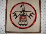 Needlepoint-Native American Pottery