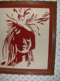 Needlepoint-Native American