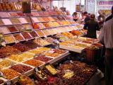 Sweets at La Boqueria