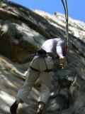Climbing at Pilot Mountain [gallery]