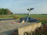 Bradwell Bay Airfield memorial.