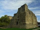 Canterbury:ruins of the Norman keep /2
