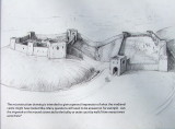 Thurnham Castle : what it may have looked like.