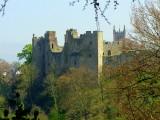 Ludlow Castle ; A  Marcher  Lord's  Castle