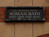 Sign  by  a  passageway  in  Surrey Street , WC2