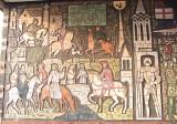 London historical frieze / 3