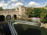 Pulteney  Bridge  on  the  River  Avon.