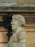 And  a  bust  of  Julius  Caesar..............