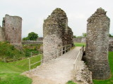White  Castle ; the  outer  gatehouse
