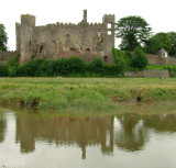 Laugharne  Castle / 1