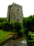 The  tower  of  the  church  of  St.  Brynach