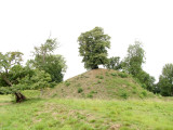 Middleton  Castle  motte.