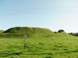 Castle  Bytham  earthworks / 2