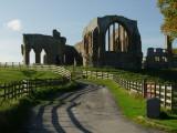 Egglestone  Abbey ,ruins.