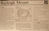 Rayleigh  Mount / 1 : A  Saxon   castle